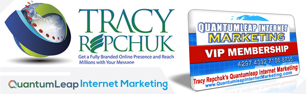 Quantum Leap Internet Marketing Member | Tracy Repchuk